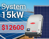 Feed-in tariff with Fronius inverter