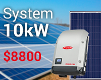 Feed-in tariff with Fronius & JA Solar 330W